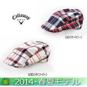 キャロウェイ Callaway メンズ 2014年春夏   ハンチング10048681-241-184617|onepoint