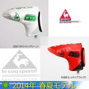 ゴルフ用品 ルコック  le coq 2014年春夏  パターカバー(ピン型・マレット型対応)10048742-QQ4697|onepoint