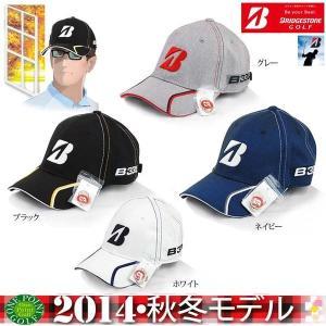帽子 CAP ブリヂストン BRIDGESTONE  メンズ2014年秋冬 プロモデルキャップ10059441-CPWG46|onepoint