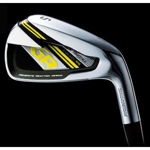 ゴルフ用品 ブリヂストン ツアーステージ X-BLADE GR アイアン 2014 6本セット [NS PRO 950GH ウエイトフロー シャフト]|onepoint