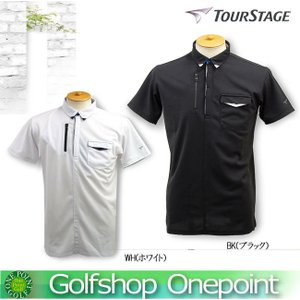 ゴルフウエア ポロシャツ ツアーステージ TOURSTAGE 半袖ポロシャツ 10060423-XTM54A|onepoint