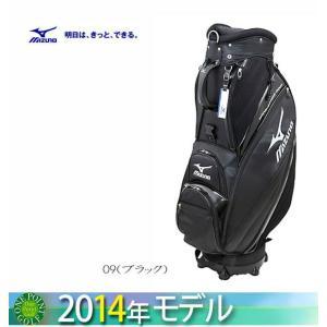 ミズノMIZUNO2014年モデルADVANCE LINE 1407 LIGHTアドバンスライン キャディバッグ10060467-5LJC140700|onepoint