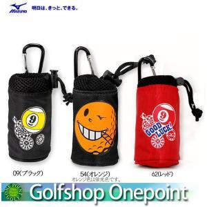 ミズノ MIZUNO ボールホルダー ボール2個用10074696-45DE04170|onepoint