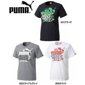 ゴルフウエアPUMA SPORTS プーマスポーツ メンズ CD 半袖Tシャツ 10074901-833382【メ2,600(税抜)】|onepoint