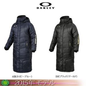 オークリー【OAKLEY】 メンズ2015年秋冬モデル Enhance Wind Warm Long Coat 5.2 10075155-412062JP|onepoint