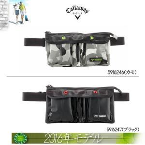 キャロウェイ Callaway 2016年春夏新作 Callaway Urban Body Bag 16 JM ボディバッグ10075423【02P11Mar16】|onepoint