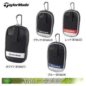 テーラーメイド TaylorMade 2016年春夏 TM P-3 Series マルチポーチ  L10×W3×H17cm 10075862-CBZ88|onepoint
