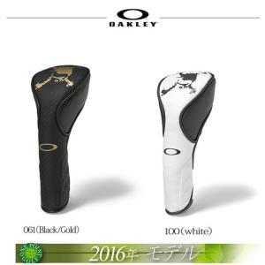 オークリー【OAKLEY】 メンズ2016年春夏モデル SKULL UTILITY COVER 10.0スカル ユーティリティー用ヘッドカバー 10075946-92928JP|onepoint