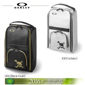 オークリー【OAKLEY】 メンズ2016年春夏モデル SKULL SHOE BAG 10.0 スカル シューズバッグ10075947-92932JP|onepoint
