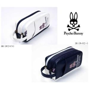 サイコバニー Psycho Bunny2017年春夏 20s カート カスケードポーチ10077048-PBMG7SB6|onepoint