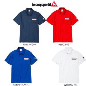 le coq sportif ルコック スポルティフ メンズ2017年春夏 半袖ポロシャツQB-711571 10077772|onepoint