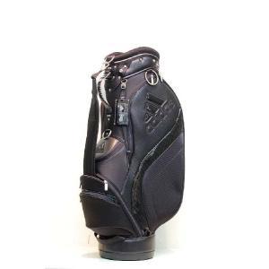 【アウトレット】アディダス【adidas】メンズJM123 SPスタンダードカートバッグ [ブラック/ブラック] N50849|onepoint