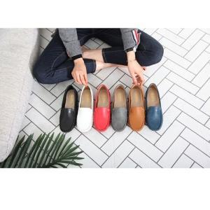 フラットシューズ レディース シンプル 2018 春 ファッション 靴 婦人靴|ones-style|02