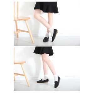 フラットシューズ レディース シンプル 2018 春 ファッション 靴 婦人靴|ones-style|11