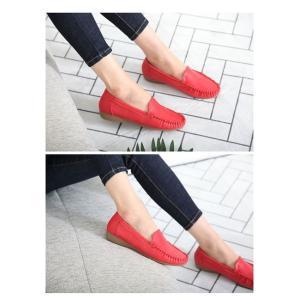 フラットシューズ レディース シンプル 2018 春 ファッション 靴 婦人靴|ones-style|07