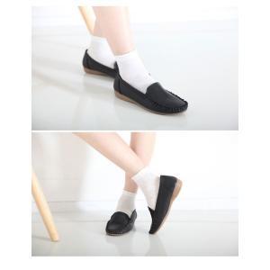 フラットシューズ レディース シンプル 2018 春 ファッション 靴 婦人靴|ones-style|10