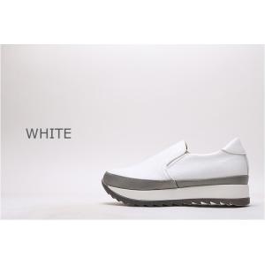 スリッポン スニーカー レディース シンプル レディース ファッション 靴 婦人靴|ones-style|03