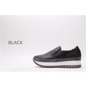スリッポン スニーカー レディース シンプル レディース ファッション 靴 婦人靴|ones-style|04