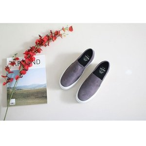 スリッポン スニーカー レディース スエード調 厚底 紐無し ぺたんこ 春 ファッション 靴 婦人靴 カジュアル|ones-style|14