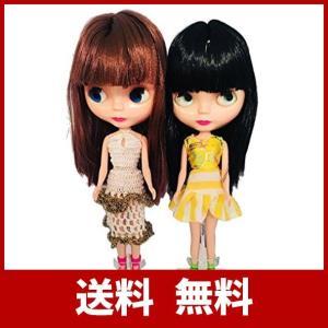 女の子のおもちゃ ドール 1/6 bjdドール 人形 30cm 目の四色変換 ブライスカスタム練習用...