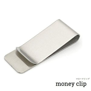 マネークリップ お札 も カード も挟める シンプル なマネークリップ 財布 メンズ レディース 送料無料|onesshop