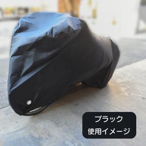 自転車カバー 防水 サイクルカバー 防水 厚手...の詳細画像3