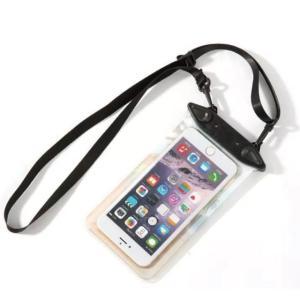 iphone6 iphone6plus 防水ケース 防水戸 薄い透明膜【レビューを書いて送料無料】|onetoothshop