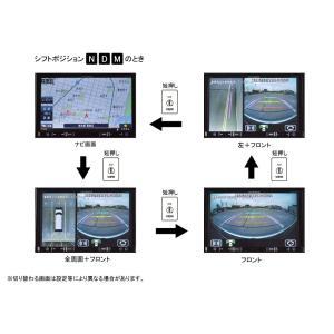 【ワントップ/OneTop】スズキ車用全方位モニター変換アダプター(純正全方位モニター付車用)TPS060BA|onetop-onlineshop|05