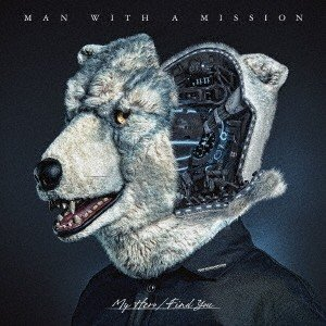 MAN WITH A MISSOIN 「My Hero/Find You」(初回生産限定盤) 新品未...
