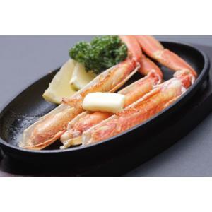送料無料 蟹しゃぶ カニ鍋 セット 生ずわい蟹 ハーフカット 2.4kg|onh|02