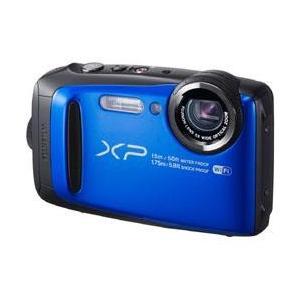 FUJIFILM FinePix XP90 ブルー【送料無料】 1640万画素 デジタルカメラ [FinePixXP90ブルー]|onhome