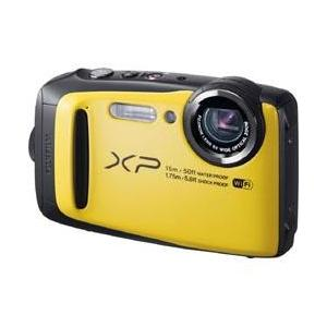 FUJIFILM FinePix XP90 イエロー【送料無料】 1640万画素 デジタルカメラ [FinePixXP90イエロー]|onhome