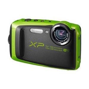 FUJIFILM FinePix XP90 ライム【送料無料】 1640万画素 デジタルカメラ [FinePixXP90ライム]|onhome