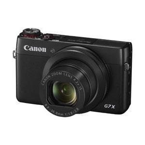 キヤノン PowerShot G7 X【送料無料】 2020万画素 デジタルカメラ [PowerShotG7X]|onhome