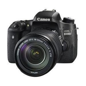 キヤノン EOS 8000D EF-S18-135 IS STM レンズキット【送料無料】 2420万画素 デジタル一眼カメラ[EOS8000DEFS18135ISSTMレンズキット]|onhome