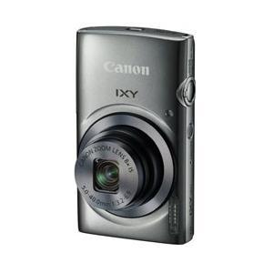 キヤノン IXY 160 シルバー【送料無料】 コンパクトデジタルカメラ シルバー [IXY160シルバー]|onhome