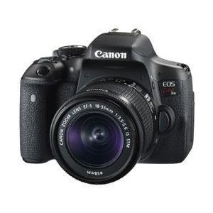 【送料無料】CANON(キヤノン) EOS Kiss X8i EF-S18-55 IS STM レンズキット 2420万画素 デジタル一眼カメラ|onhome