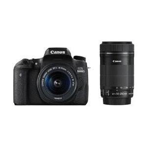 キヤノン EOS 8000D ダブルズームキット【送料無料】 2420万画素 デジタル一眼カメラ[EOS8000Dダブルズームキット]|onhome