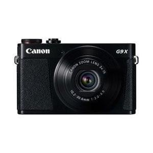 キヤノン PowerShot G9 X ブラック【送料無料】 2020万画素 デジタルカメラ [PowerShotG9Xブラック]|onhome