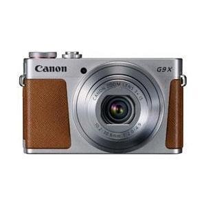 キヤノン PowerShot G9 X シルバー【送料無料】 2020万画素 デジタルカメラ [PowerShotG9Xシルバー]|onhome