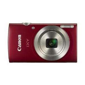 キヤノン IXY 180 レッド【送料無料】 コンパクトデジタルカメラ レッド [IXY180 レッド]|onhome