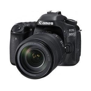 キャノン EOS 80D EF-S18-135 IS USM レンズキット【送料無料】 2420万画素 デジタル一眼カメラ [EOS 80D EF-S18-135 IS USM レンズキット]|onhome