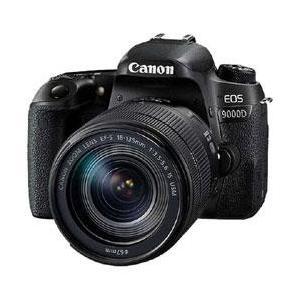 キャノン EOS 9000D EF-S18-135 IS USM レンズキット【送 料無料】 2420万画素 デジタル一 眼カメラ|onhome