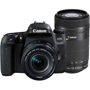 キャノン EOS 9000D ダブルズームキット【送 料無料 】 2420万画素 デジタル一 眼カ メラ|onhome