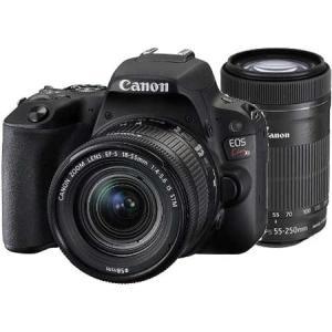 CANON(キャノン)デジタル一眼カメラ 2420万画素 EOS Kiss X9 ダブルズームキット...