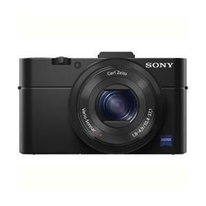【送料無料】 ソニー DSC-RX100M2 2020万画素 デジタルカメラ  Cyber-shot(サイバーショット) ブラック|onhome