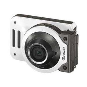 カシオ EX-FR100 WE【送料無料】 1020万画素 デジタルカメラ EXILIM(エクシリム) ホワイト[EXFR100WE]|onhome