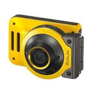 カシオ EX-FR100 YW【送料無料】 1020万画素 デジタルカメラ EXILIM(エクシリム) イエロー[EXFR100YW]|onhome