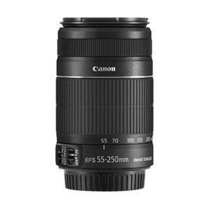 【送料無料】 CANON(キヤノン) EF-S55-250mm F4-5.6 IS II【新品、白箱、メーカ-保証書付】|onhome