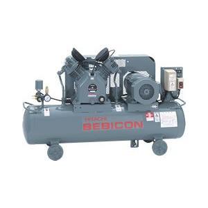 【直送品】日立産機システム コンプレッサー ベビコン 1.5OP-9.5GP5/6 (2馬力/三相200V/オイルフリー) onishi-air